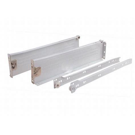 Metal Drawer Boxes by Metal Box Metal Drawer Sides White