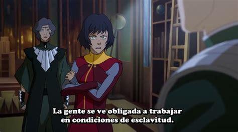 Avatar La Leyenda De Korra 3 07 Starwin Avatar La Leyenda De Korra 4 05 Starwin Produccion