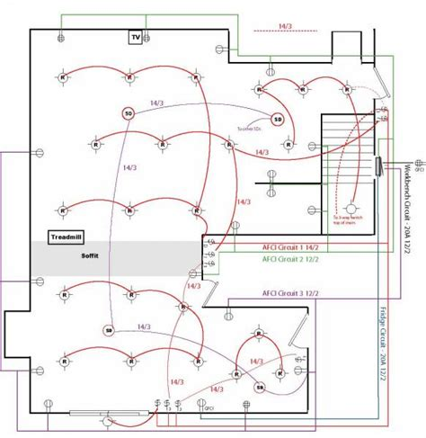 house electrical wiring diagram australia house wiring