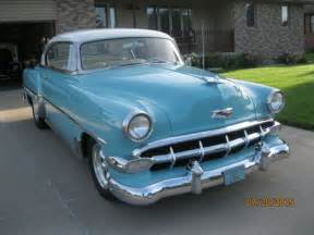 1954 chevy belair 2 dr hardtop for sale photos technical