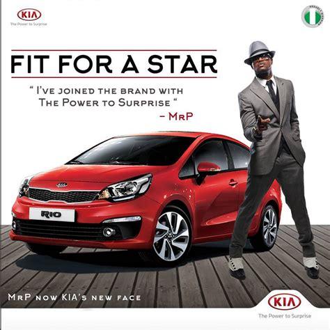 Kia Motorcycle Okoye Aka Mrp Is The New Of Kia Motors Nigeria