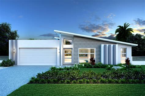Cottage Plans With Garage by Iluka 302 Element Home Designs In South Australia G J