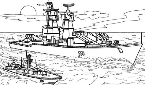 dessin bateau guerre bateau de guerre 3 transport coloriages 224 imprimer