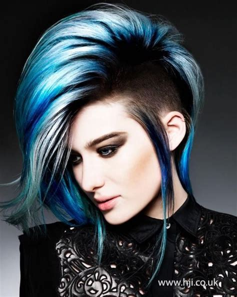 black women with shaved haircuts and color 25 best female mohawk ideas on pinterest girl undercut