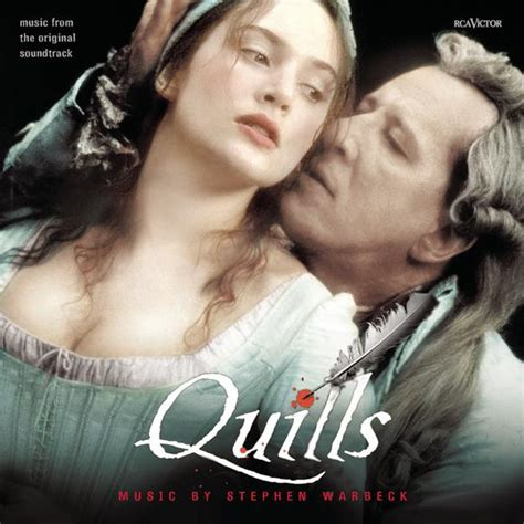 quills movie ending quills music from the original soundtrack