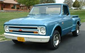 1967 Chevrolet Truck 1967 Chevy