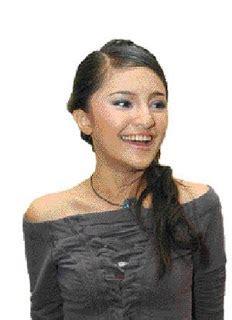 ayu andriani 2 selebritis indonesia cantik ayu marshanda who idolize