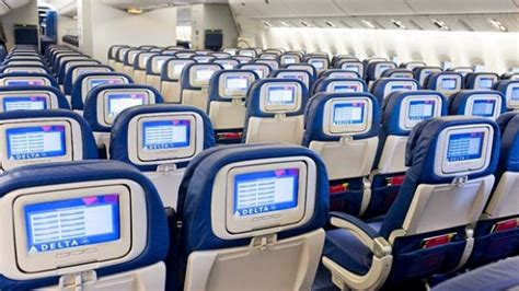American Home Interior by Airline Review Delta Air Lines Economy Class Sydney Los