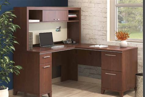 desk l with storage l desk with overhead storage indoff offices to go