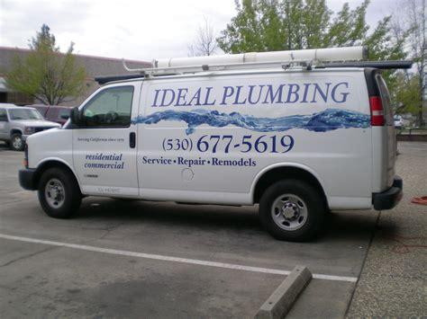 Plumbing Vans by Plumbing Graphics Images