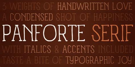 dafont forte panforte serif font dafont com