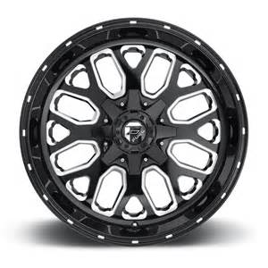Titan Truck Wheels Titan D588 Fuel Road Wheels