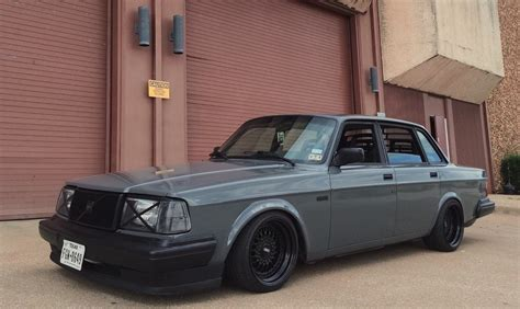 image gallery stanced volvo
