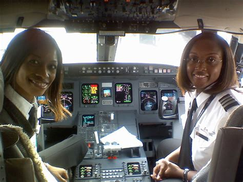 commercial woman pilot real african american heroes