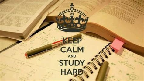 wallpaper cartoon study keep calm and study hard pictures photos and images for