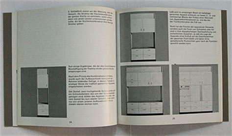 kitchen design books felix books hilfiker apparateindustrie und k 252 chenbau