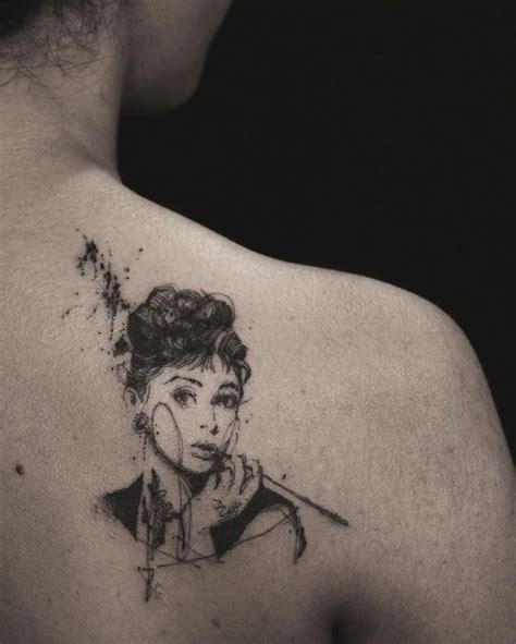 audrey hepburn tattoo 25 best ideas about hepburn on
