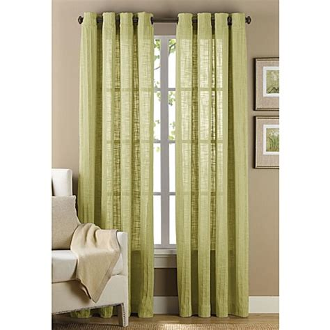 95 inch curtains buy b smith origami grommet 95 inch window curtain panel