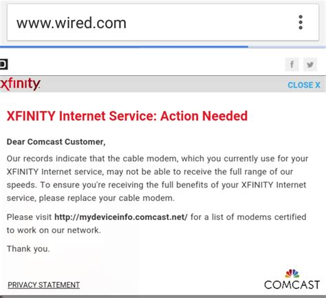 Cover Letter For Comcast by Why Is Comcast Interrupting My Web Browsing To Upsell Me