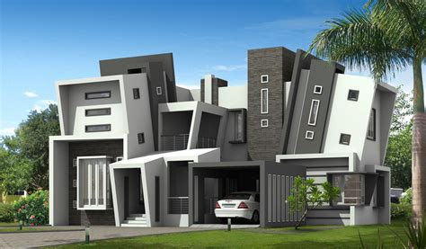 modern home plans with photos design house thraam