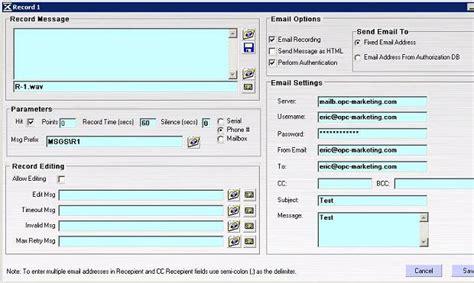stron biz help desk script template