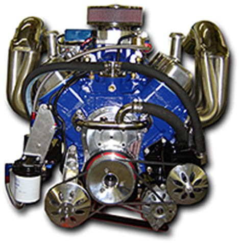580 Ci Turn Key Marine Engine Package
