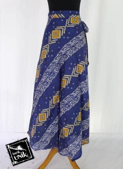Rok Lilit Batik Orangi Km rok batik rok lilit panjang wanita motif mata panah bawahan rok murah batikunik