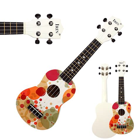 colorful ukulele 21 quot basswood colorful ukulele uke musical