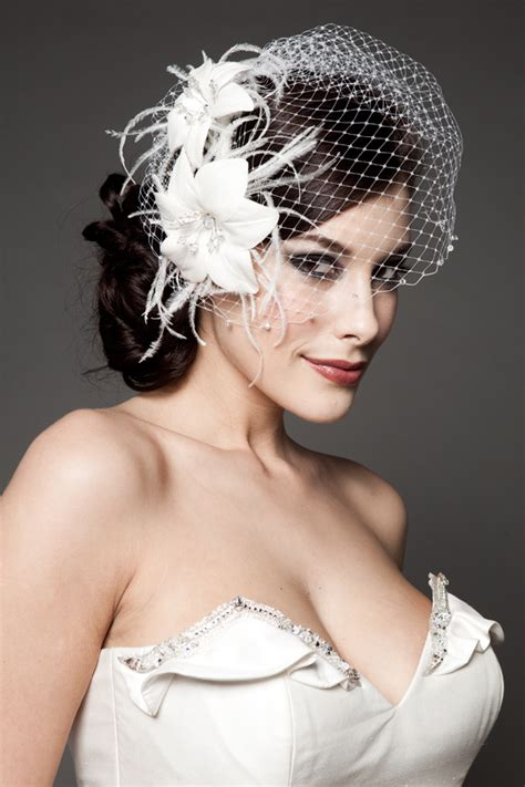 american wedding hairstyles with birdcage wedding hairstyles with birdcage hairstyles
