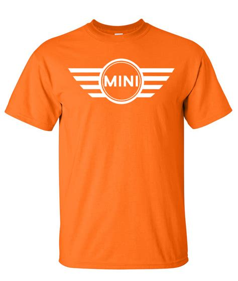 T Shirt Minicooper mini cooper logo graphic t shirt supergraphictees