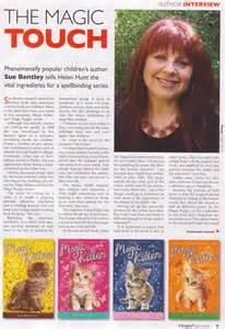 Sue Bentley About