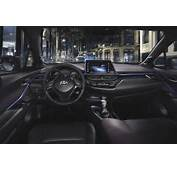Toyota CH R Interior View  Motor Trend