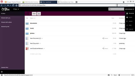 layoutit login owncloud user manual phadma sadna phitaloka