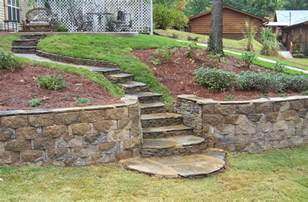 inspiring retaining walls ideas quiet corner
