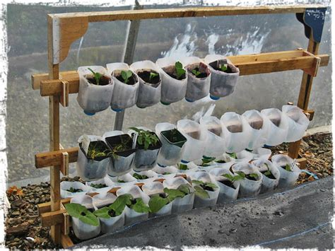 Milk Jug Planters by Container Gardens On Vertical Gardens