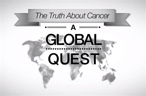 Detox On The About Cancer Series by The About Cancer A Global Quest The True History