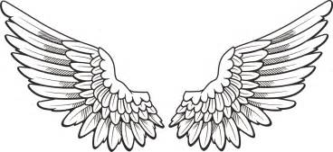 angel wings clipart images