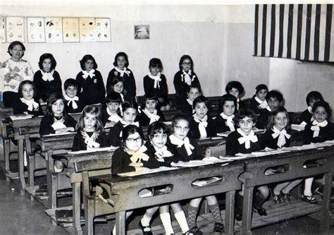 banchi di scuola oristano ecco una gran prima classe 1969