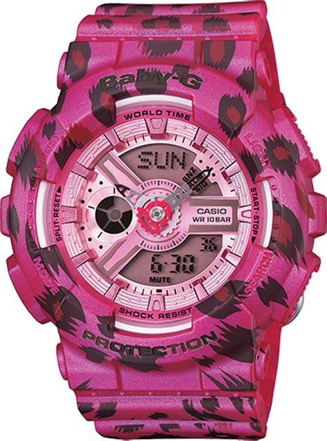 Casio Baby G Ba 110 Lp 4a Original casio baby g semua tentang jam tangan ada disini