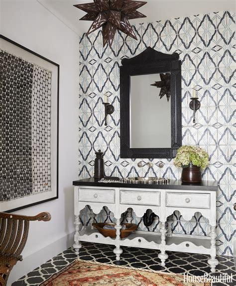 Bathroom Powder Room Ideas 40 bathroom tile design ideas tile backsplash and floor
