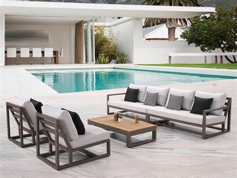 Outdoor Furniture Modern by Babmar Modern Patio Furniture Contemporary Outdoor