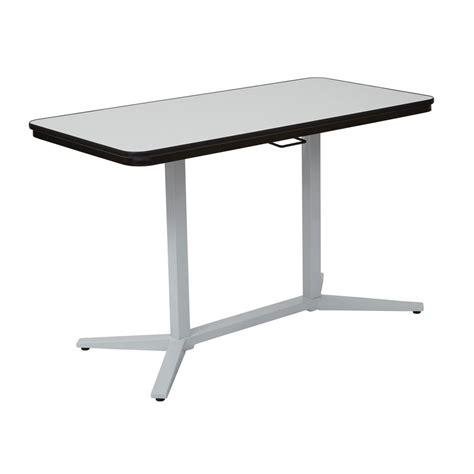 pneumatic height adjustable desk pro line ii pneumatic height adjustable pht70521