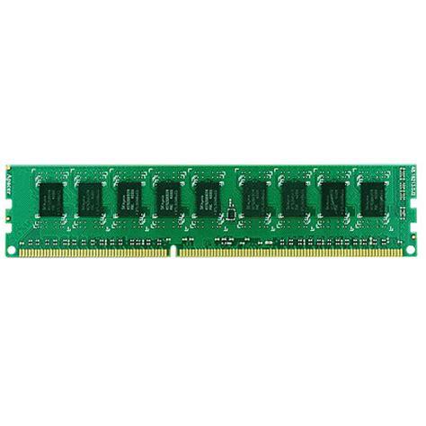 Ram Ddr3 4gb Kit Synology 4gb Ddr3 1600 Mhz Dimm Memory Kit Ramec1600ddr3 2gbx2