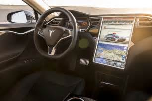 How To Charge For Interior Design Services by 2015 Tesla Model S P85d Interior Photo 16