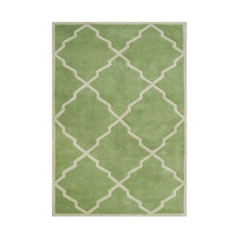 Forest Green Area Rugs Forest Green 8 Ft X 10 Ft Handmade Area Rug 60037 8x10 The Home Depot