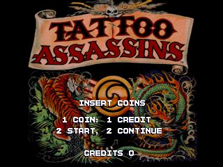 tattoo assassins vs prototype tattoo assassins us prototype rom download for mame