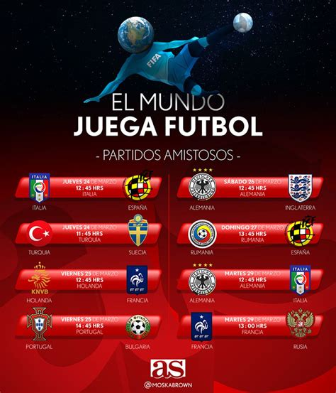 Resultados De Los Partidos De Selecciones   los mejores partidos amistosos de la fecha fifa horarios