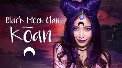 black sailor moon sailor moon kōan black moon clan collab