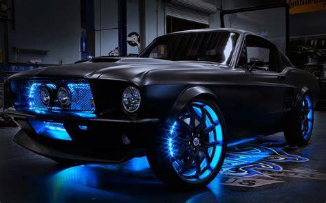 Flat Black Car Pictures