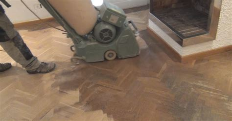 como pulir parquet restaurar acuchillar o pulir el parquet